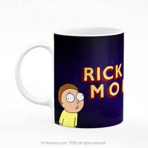 ماگ طرح ریک و مورتی