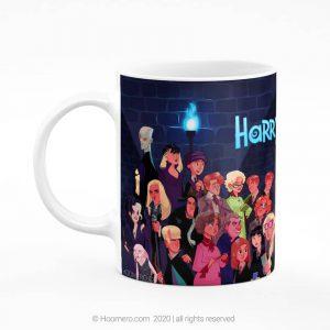 ماگ طرح هری پاتر (Harry Potter) - هومرو