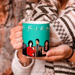 ماگ طرح فرندز (Friends) - هومرو