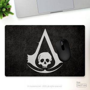 ماوس پد طرح اساسین کرید (Assassin's Creed) - هومرو
