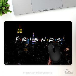 موس پد طرح فرندز - فروشگاه اینترنتی هومرو