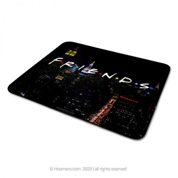 ماوس پد طرح فرندز - فروشگاه اینترنتی هومرو