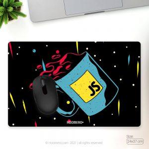 ماوس پد طرح برنامه نویسی - فروشگاه اینترنتی هومرو